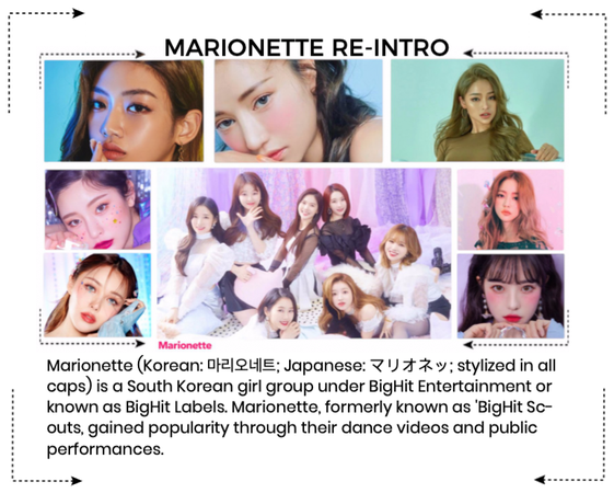 MARIONETTE (마리오네트) Re-Intro