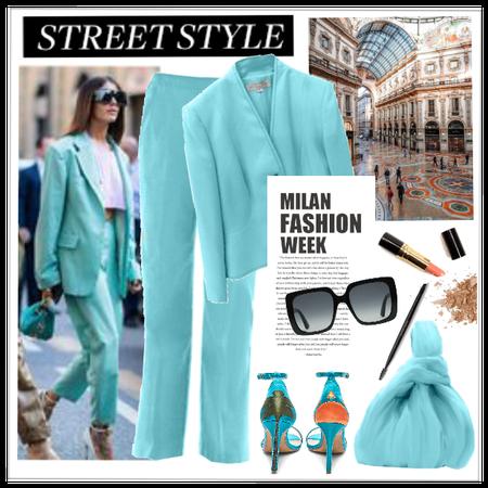 Milan FW Street Style!