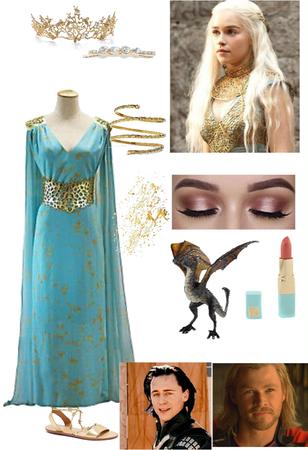 Inkeri — Royalty Meeting In Asgard