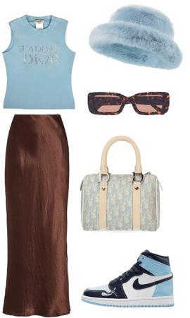 Blue&Brown