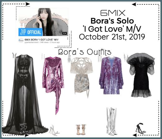 《6mix》'I Got Love' M/V - Bora's Solo