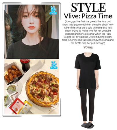 STYLE Vlive: Pizza Time