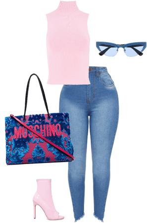 Pink & Blue Challenge