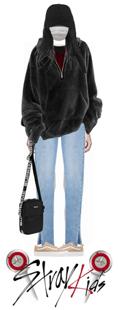 Stray Kids Changbin Inspire Outfit