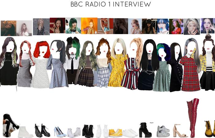 BBC Radio 1 interview