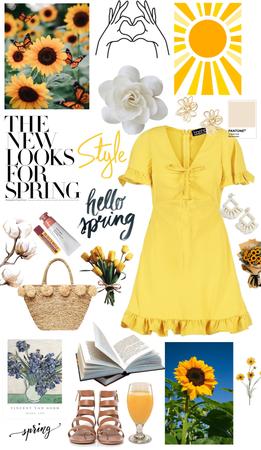 spring 🌻🌻☀️🌞👒