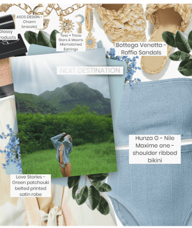 Next Destination: Indonesia