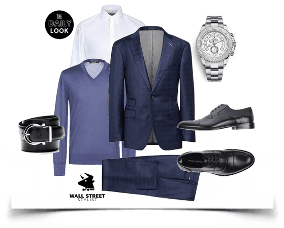 Suit up! Wall Street Style