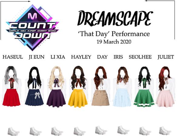 DREAMSCAPE [드림스게이프] M Countdown 200319