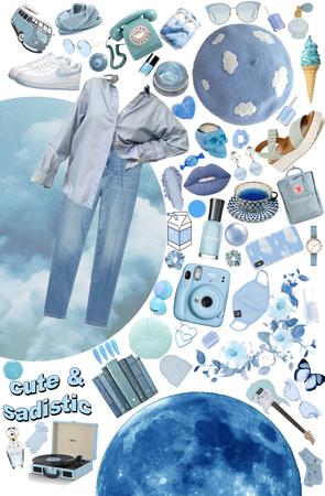 :pastel: :cloud: :blue: :moodboard: