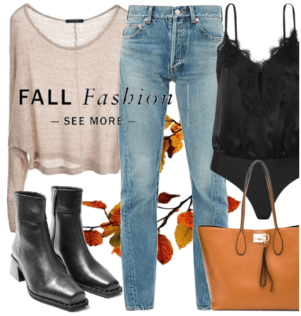 Fall outfit - cool & casual