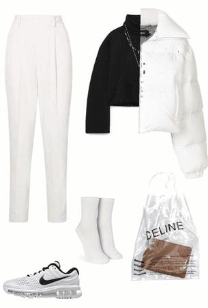 White streetwear