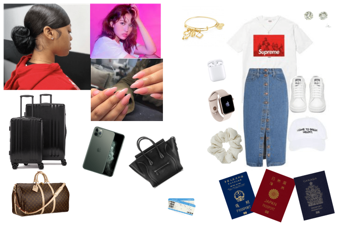 Airport Fashion;)