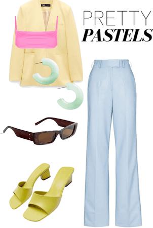 A fun summer outfit