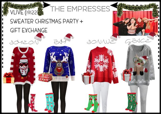 [THE EMPRESSES] V APP: CHRISTMAS PARTY!!