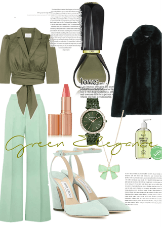 Green Élégance