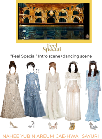 """♡︎SERENIX """"FEEL SPECIAL"""" Intro + Dance scene"""