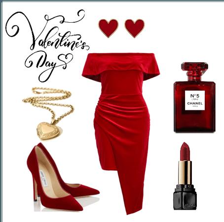 Red Velvet Valentine