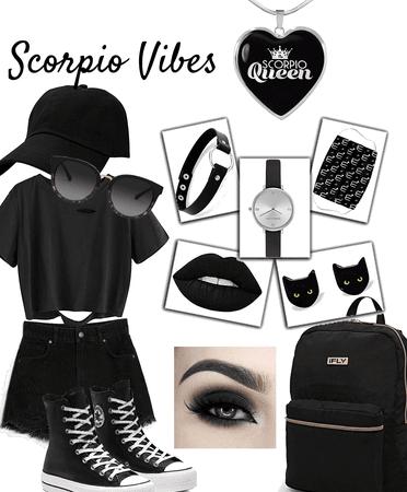 Scorpio Vibes