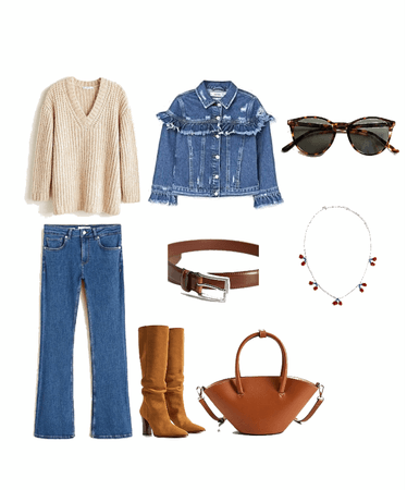 country style by MANGO