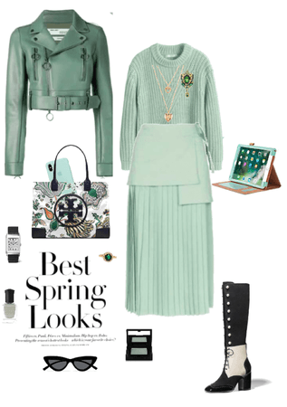 Mint color for today