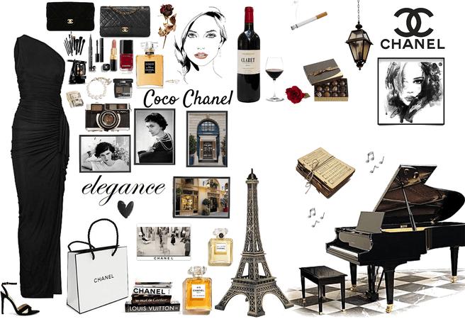 Elegance Coco Chanel