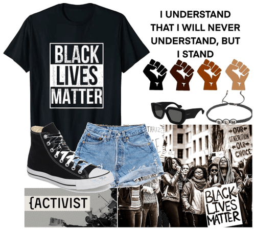 Black Lives Matter @looksbylyla