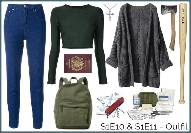 S1E10 & S1E11 - Outfit