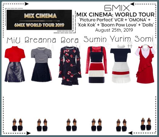 《6mix》Mix Cinema   Paris