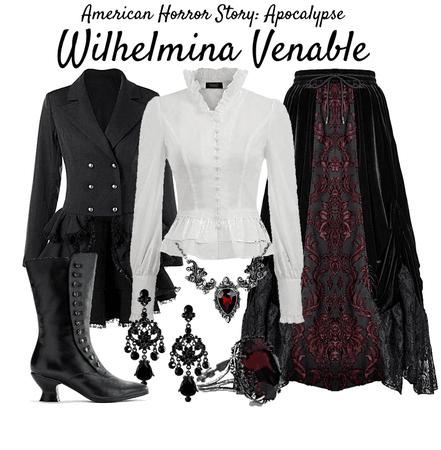 Wilhelmina Venable - AHS - Apocalypse