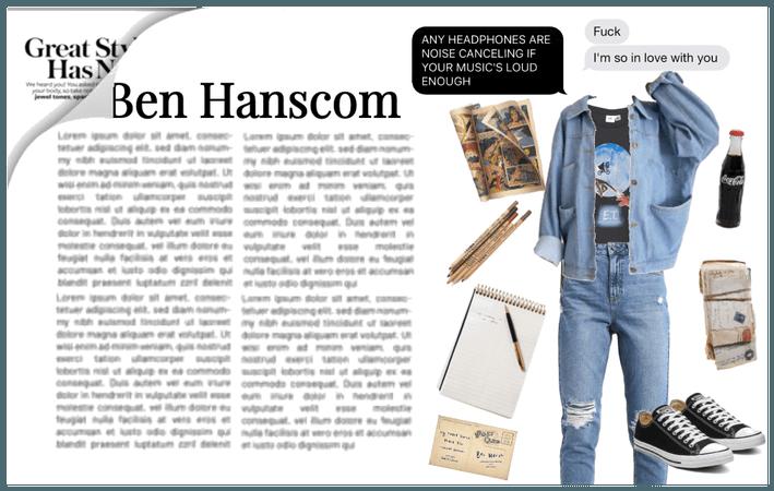 Ben Hanscom
