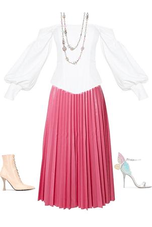 Victorian Beauty or Fairy Princess?