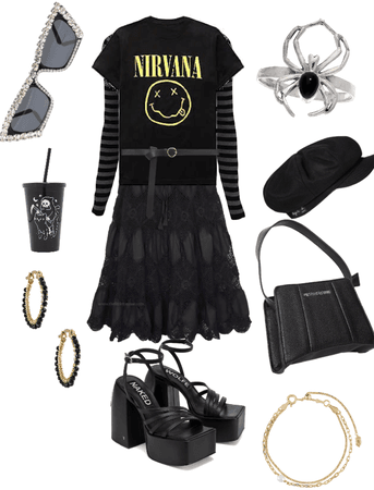 outfits black