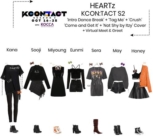 HEARTz// KCON:TACT Season 2