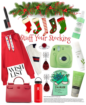 Stuff a Christmas Stocking