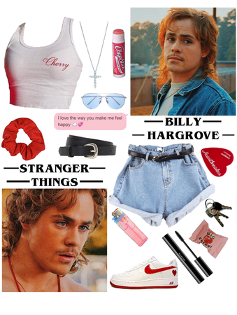 (Fandoms) Stranger Things- Billy Hargrove