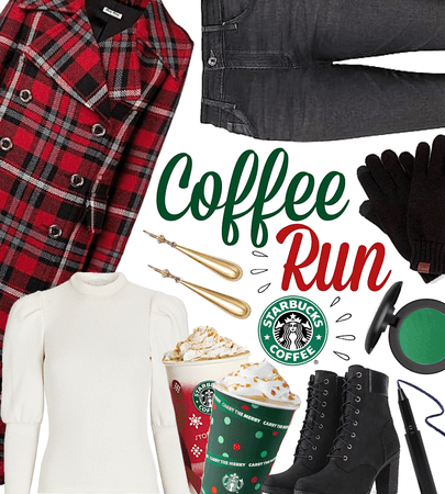 WINTER 2020: Starbucks Coffee Run ☕️