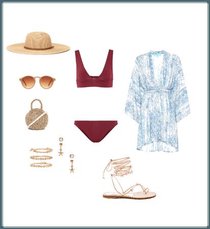 a bathing suit