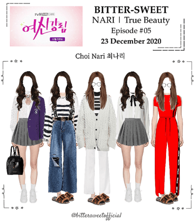 BITTER-SWEET [비터스윗] (NARI) True Beauty 201223