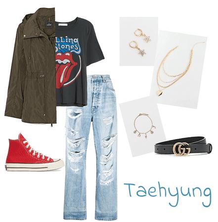 Taehyung Inspired