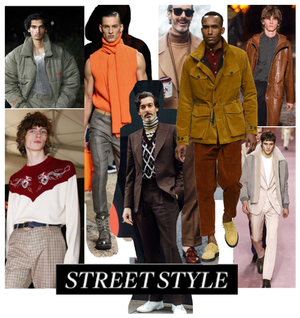 Men's Fall 2018 Trends