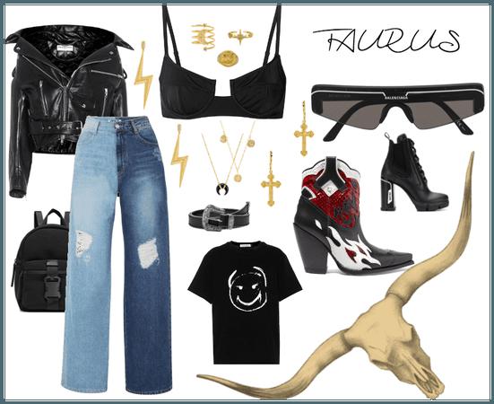taurus - cowboy - streetwear