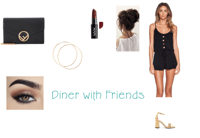 Diner with Friends