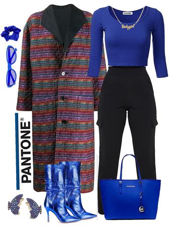 Pantone Winter Classic Blue