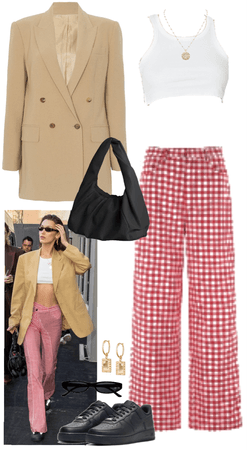 bella hadid outfit inspo