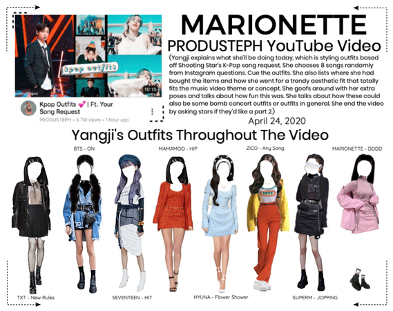 MARIONETTE (마리오네트) [PRODUSTEPH] YouTube Video