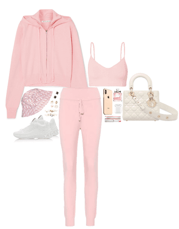 Pretty Pink Kind of Day
