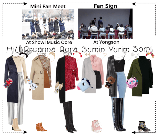 《6mix》Mini Fanmeet & Fansign