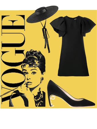 Modern Audrey
