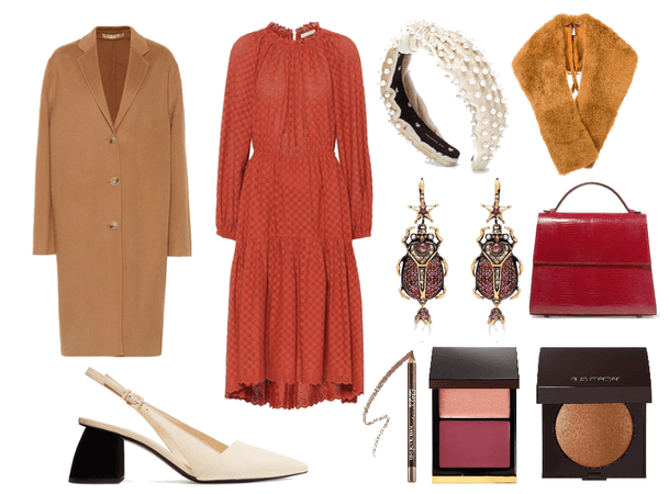 The perfect brown outfit